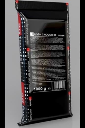 AgFoods Venda Hazelnut Mogyorós Csokipor töltőanyag