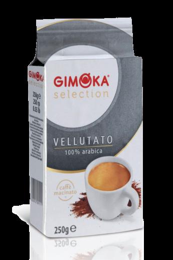 Gimoka Vellutato őrölt kávé