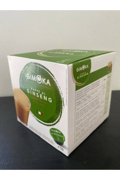 Gimoka Caffe al Ginseng Dolce Gusto kompatibilis kapszula