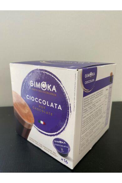 Gimoka Cioccolata forró csokoládé Dolce Gusto kompatibilis kapszula