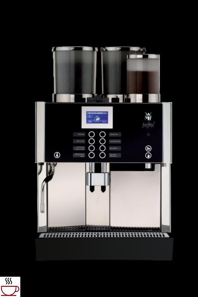 WMF Bistro felújított kávékészítő automata