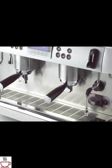 New Iberital háromkaros kávéfőző gép