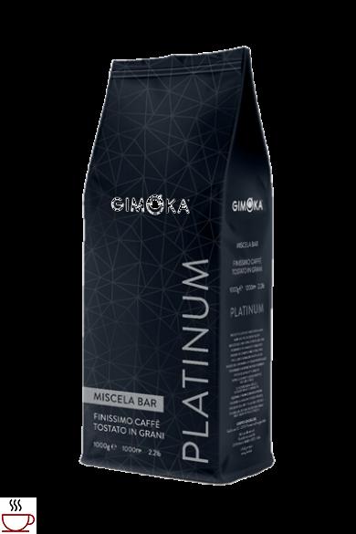 Gimoka Platinum szemes kávé