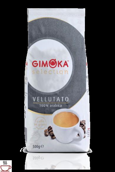 Gimoka Vellutato szemes kávé