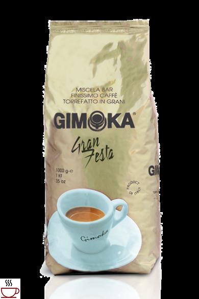 Gimoka Gran Festa szemes kávé