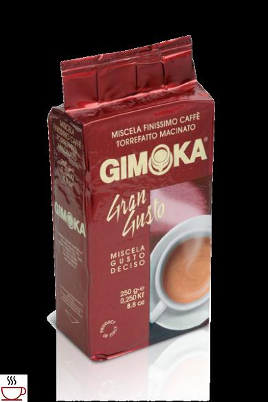Gimoka Gran Gusto őrölt kávé