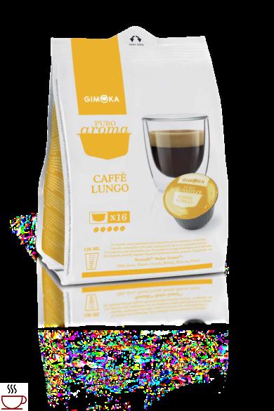 Gimoka Caffe Lungo Dolce Gusto kompatibilis kapszula
