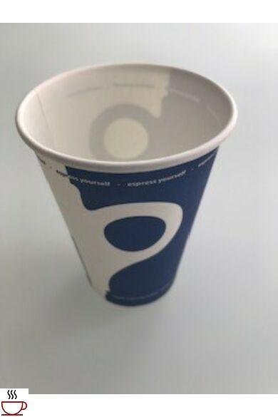 Papírpohár Mintás 207 ml